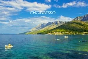 Chorvatsko - Makarská Riviéra na 8 dní u moře pro 1 osobu...