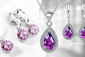 Krásné sety šperků pro ženy, včetně poštovného...