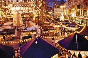 1denní výlet z Brna na vánoční trhy v Budapešti pro 1 osobu...