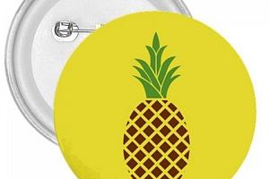 Placka Ananas a poštovné ZDARMA!...