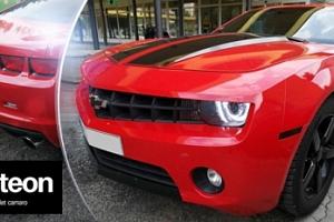 Jízda v Chevroletu Camaro jako spolujezdec či řidič vč. paliva...