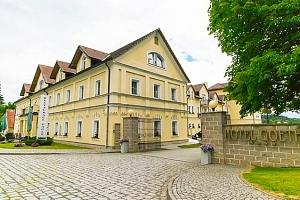 4denní wellness pobyt pro 2 v luxusním hotelu Rezidence Goethe**** u Mariánských Lázní...