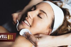 Luxusní kosmetická ošetření obličeje a dekoltu dle typu pleti...