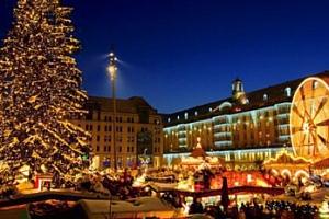 1denní výlet pro 1 osobu do Drážďan: adventní trhy a Primark...