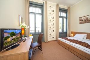Relaxační pobyt v Hotelu Queen Elizabeth *** u Budapešti s neomezeným wellness...