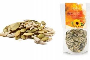 1x až 5x mix Allnature slunečnicových a dýňových semínek...