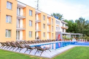 Hotel Korekt *** u přehrady Sĺňava s polopenzí a bazénem + 2 děti zdarma...