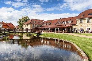3denní luxusní wellness pobyt s all inclusive pro 2 v hotelu Lions Nesuchyně...