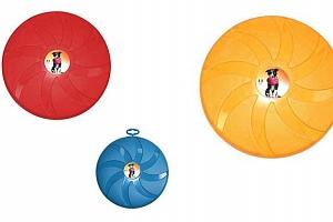 Létající talíř Argi pro pejsky ve 3 barvách...