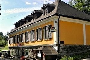 3–4denní pobyt pro 2 až 4 osoby se snídani a saunou v penzionu Stará Celnice v Krkonoších...