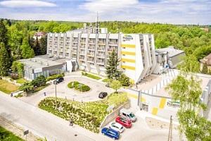 Dolní Slezsko v Hotelu Polanica Resort & SPA *** s polopenzí a wellness...