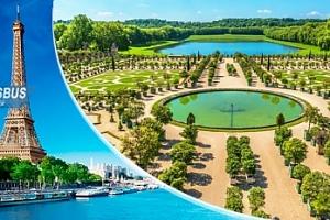 Paříž a sídla francouzských králů v 6 dnech pro 1 osobu...