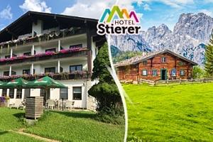 Rakousko - 3-6 dní pro dva + snídaně a lahev sektu...