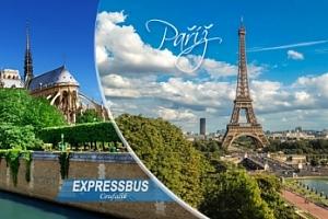 Paříž, Versaille, Remeš: 5denní zájezd pro 1 osobu + 2 noci...