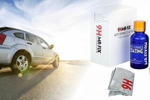 Vosk s nano 3D ochranou. Vynikající nanokosmetika pro vaše auto....