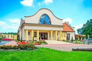 Slovensko: Záhorská nížina ve Wellness Hotelu Spark **** s wellness a polopenzí...