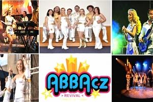 Vstupenka na koncert ABBA revival v unikátním prostředí hotelu International....