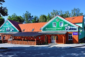 Relax na jižní Moravě v báječném penzionu poblíž Vranovské přehrady s wellness, polopenzí a slevami...