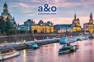 Pobyt v Drážďanech na 3-4 dny pro dva vč. snídaní, do 12/2019...