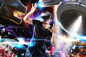 10–900 minut pro 1 až 5 osob ve virtuální realitě VR&HRY Prostějov + Heroes Store...