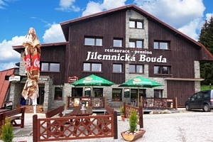 3–6denní pobyt s polopenzí v penzionu Jilemnická Bouda v Krkonoších pro 2 osoby...