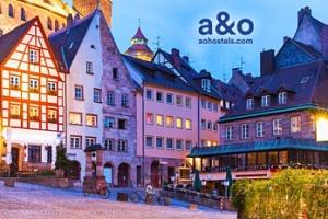 Pobyt v Norimberku na 3-4 dny pro dva vč. snídaní, do 12/2019...