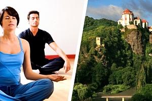 Vranov nad Dyjí - Víkend s jógou 21-23.9. v Hotelu Pod Zámkem***....
