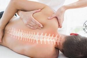 60min. Dornova metoda + léčebná masáž...