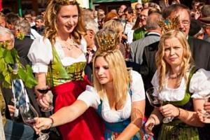 Výlet do Znojma na Moravě a na vinobraní v rakouském Retzu...