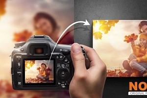 Fotoplátna - na výběr 5 rozměrů. Vytvořte ze svých fotografií umělecké dílo a ozdobte si stěny....