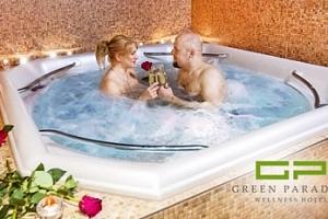 Hotel Green Paradise na 2-4 dny pro dva s polopenzí a wellness...