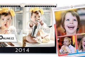 Fotokalendáře z vlastních fotek na lesklém papíře - A4 či A3...