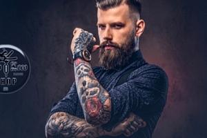 Aplikace piercingu nebo tetování v oblíbeném salonu v Praze...