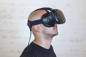 Dobrodružství ve virtuální realitě...
