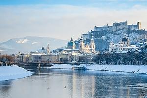 Adventní trhy v Salzburgu a průvod čertů v Gollingu 4. 12. 2018...