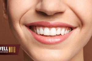 Bezperoxidové bělení zubů s aktivním uhlím pro bělejší chrup...