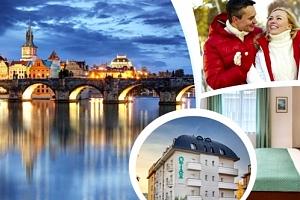 Ubytování pro dva se snídaní v Hotelu Otar*** v blízkosti Vyšehradu nebo nákupního centra OC Arkády...