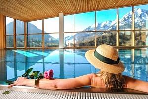 Rakousko ve Spa Hotelu Erzherzog Johann **** s wellness, polopenzí a masáží...