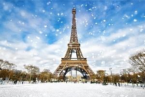 3denní zájezd pro 1 osobu do adventní Paříže...