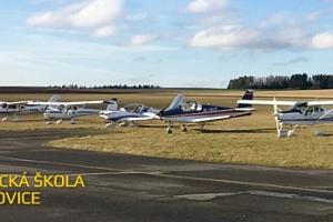 Letecký zážitek v délce 20 či 30 minut pro 1 osobu, 2 trasy...