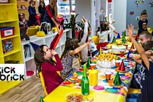 Zábavná narozeninová oslava pro děti 3-14 let v Brně + dort...