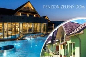 Slovensko: 3-6 dní pro dva s polopenzí, fitness a wellness...
