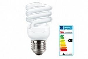 Úsporná žárovka Philips Pila E27/12W...