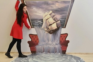 Fakt nebo klam? Muzeum iluzí FATAMORGANA pro 2...