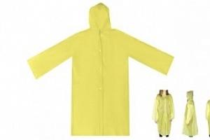 Pláštěnka 2mm, žlutá...