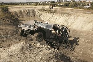 Jízda s terénním autem Hummer H2...