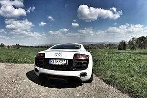 Nezapomenutelná jízda v Audi R8 V10 PLUS...