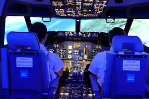 Zalétej si na úžasném simulátoru letounu Boeing 737NG...