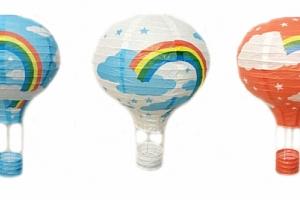 Lampion balón...