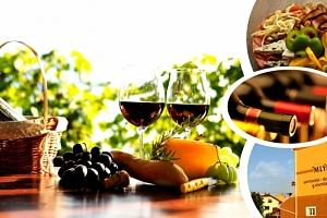3denní vinařský pobyt pro dva možnost neomezené konzumace vína nebo burčáku s rautem....